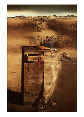 Spain Posters by Salvador Dalí