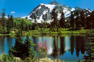 Mount Shuksan Prints
