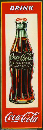 Coca-Cola Plakat