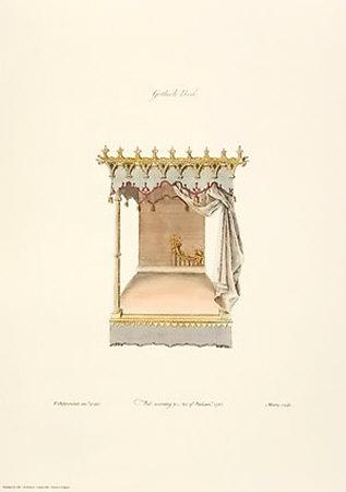 Beds and Sofa Lámina