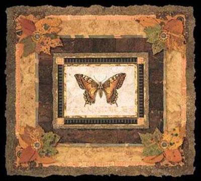 Butterfly II Prints by Pamela Gladding