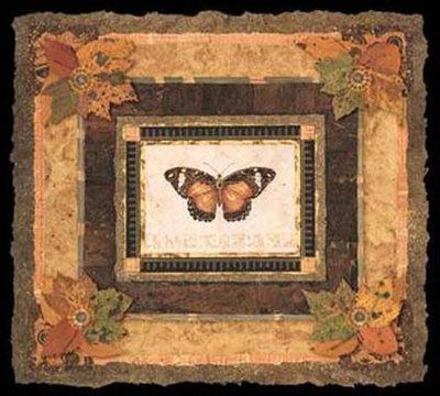 Butterfly I Poster by Pamela Gladding