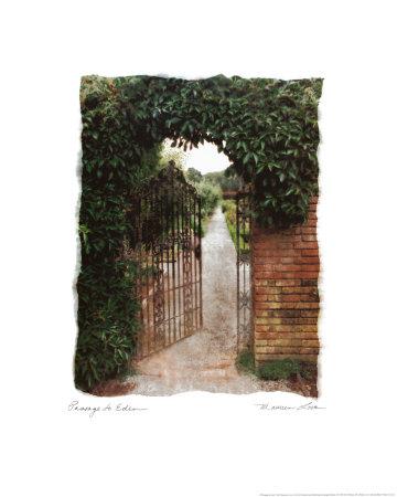 エデンの園への道 ポスター : モリーン・ラブ