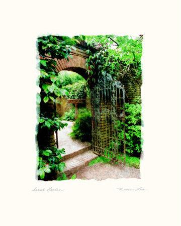 秘密の庭(1993年) アート : モリーン・ラブ