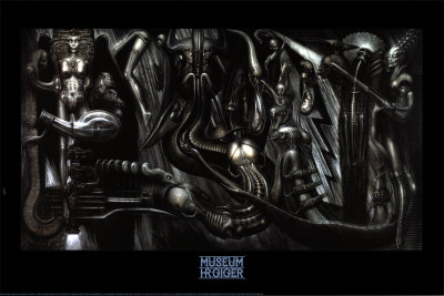 Anima Mia Posters by H. R. Giger
