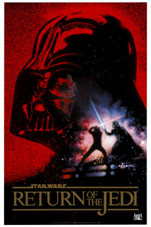 Star Wars- Episode VI Return of the Jedi Posters at AllPosters.com