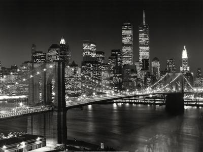 Pont de brooklyn new york reproduction d art