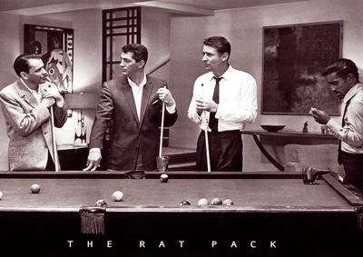 Frank, Dean und Sammy tun es Poster