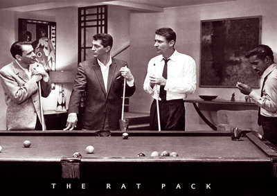 Pandilla de ratas|Rat Pack, The Pósters