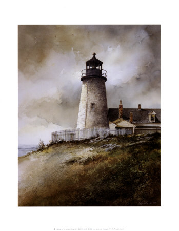 Pemaquid Art Print