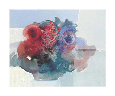 Blumen I Posters by Heinz Hock