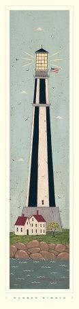 Nautical IV Posters by Warren Kimble