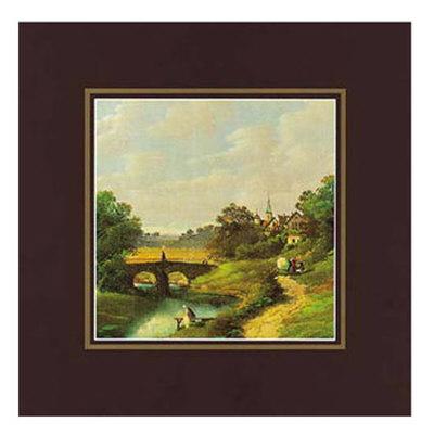 Landscape Posters by H. Ledier