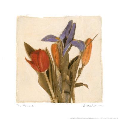 花の間II 高品質プリント : エイミー・メリオウス
