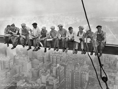 Rockefeller Center, 1932 Pósters por Unknown,