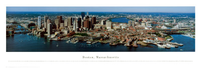 Boston, Massachusetts Art Print