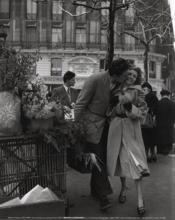 パリ, 1950 ポスター : ロベール・ドアノー