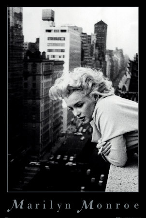Marylin Monroe Affiche