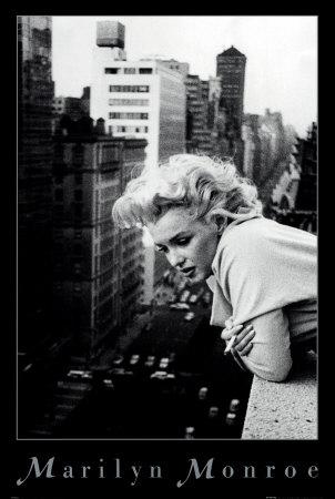 Marilyn Monroe Plakat