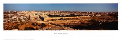 Jerusalem, Israel Prints by James Blakeway