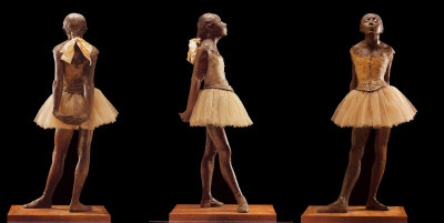Dancing Girl of Fourteen Prints by Edgar Degas