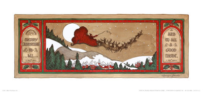 Merry Christmas to All Posters by Marilyn Gandre