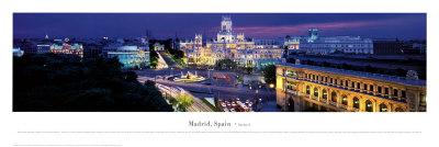 Madrid, Spain Prints by James Blakeway