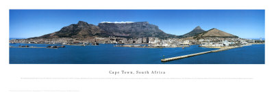 Cape Town, South Africa Prints by James Blakeway