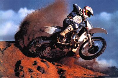 Motocross Stampa