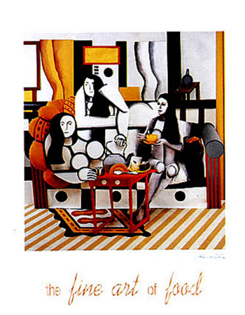Hommage a Leger Posters by Ryan Rossler