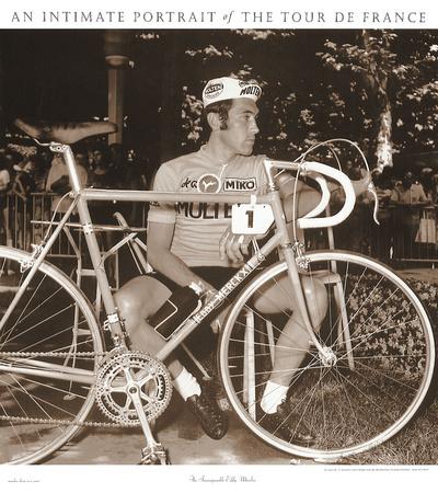 Tour de France, Incomparable Eddy Merckx Posters