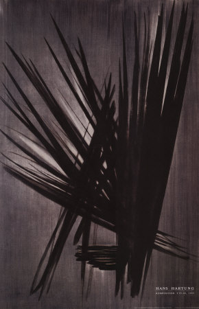 Composition 55-18, 1955 Kunsttryk