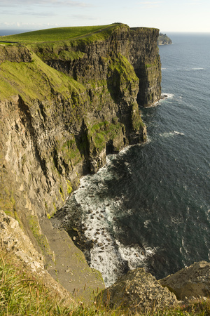 The Cliffs of Moher and the Atlantic Ocean Photographic Print by Jeff Mauritzen