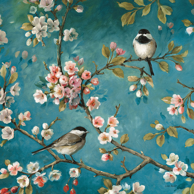 Blossom I Poster av Lisa Audit