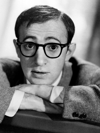 Woody Allen, 1965 Photographic Print