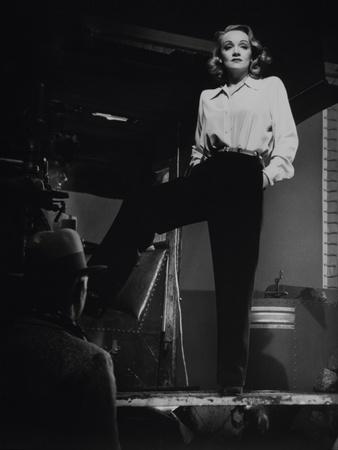 Marlene Dietrich, 1942 Fotografie-Druck