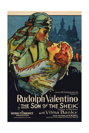 The Son of the Sheik, 1926, Directed by George Fitzmaurice Giclee Print