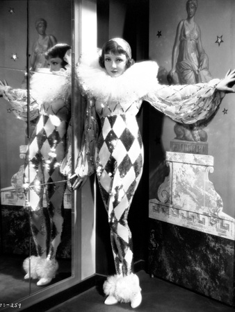 """Claudette Colbert. """"Tonight Is Ours"""" 1933, Directed by Stuart Walker Photographic Print"""