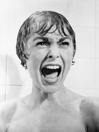 """Janet Leigh. 1960 """"Psycho"""" Directed by Alfred Hitchcock Photographic Print"""