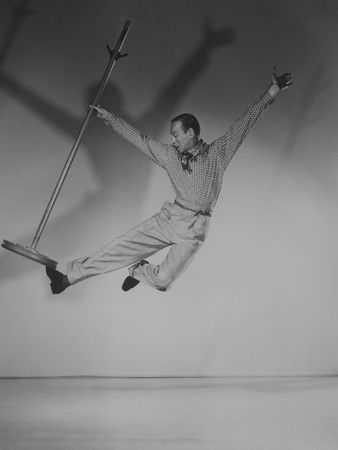 """Fred Astaire. """"Funny Face"""" 1957, Directed by Stanley Donen Photographic Print"""