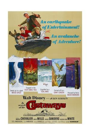 Castaways, 1962,