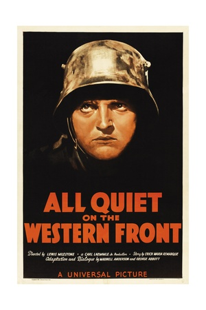 All Quiet On the Western Front, 1930, Directed by Lewis Milestone Giclee Print