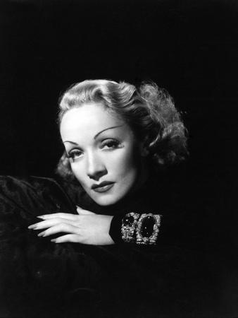 Marlene Dietrich, 1943 Fotografie-Druck