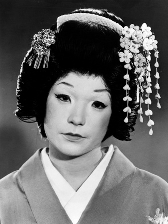 "Shirley Maclaine. ""My Geisha"" 1962, Directed by Jack Cardiff Photographic Print"
