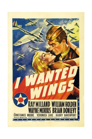 I Wanted Wings, 1941, Directed by Mitchell Leisen Giclee Print