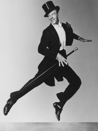 Fred Astaire Photographic Print