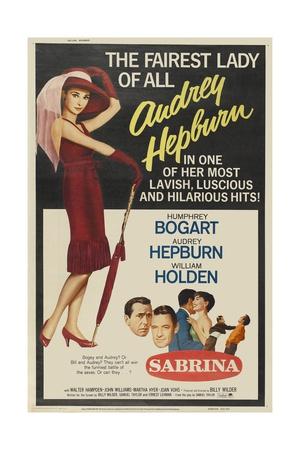 Sabrina Fair, 1954,