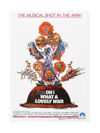 Oh! What a Lovely War, 1969, Directed by Richard Attenborough Giclee Print