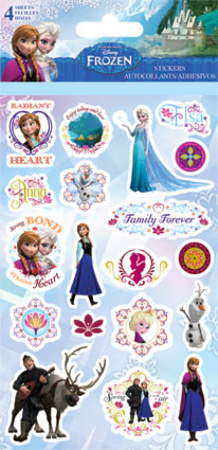 Disney's Frozen Stickers Pegatinas