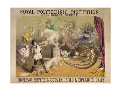 Royal Polytechnic Institution Giclee Print by Henry Evanion